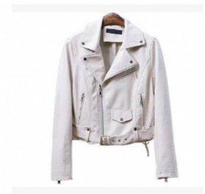 Куртка женская цвет; КРЕМОВЫЙ