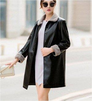 Куртка утепленная женская цвет; ЧЕРНЫЙ