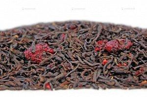 Чай черный ароматизированный фасованный Дикая вишня