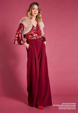 Блуза цвет 821077-01