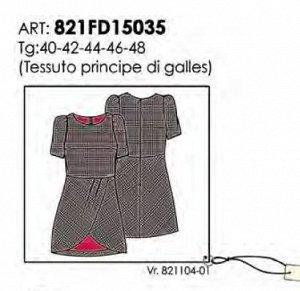 Платье 821104-01