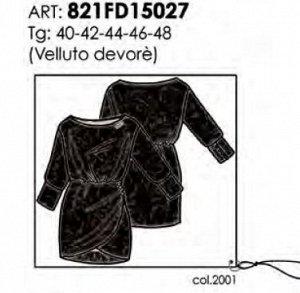 Платье черное 2001