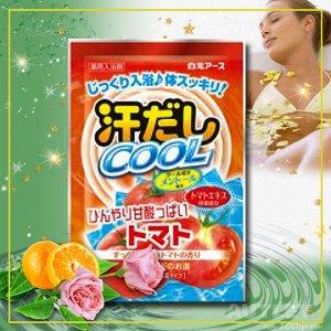Соль для ванны с бодрящим эффектом в ассортименте