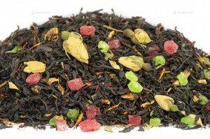 Чай черный ароматизированный фасованный Гуарана