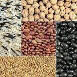Сундук орехов и сухофруктов. — Рис,фасоль по 1кг — Крупы