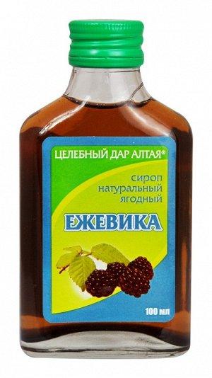 Сироп ягодный Ежевика 100 мл