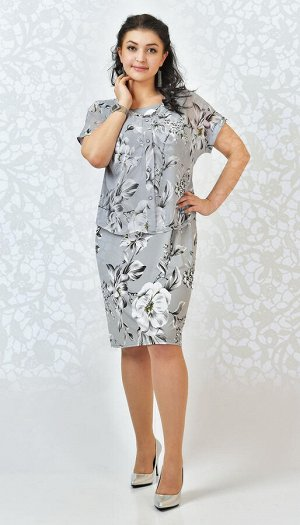 Платье женское «Илиада» 909-ПМ2-Б .