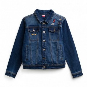 Куртка джинс для мальчиков