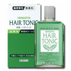 """Yanagiya"" ""Hair Tonic"" Тоник для роста волос"
