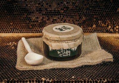 🌲ТайгаВнутри. Мед, сиропы - шиповник, чага, облепиха и пр. — Мёд от северных пчел — Продукты питания