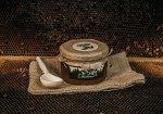 Мёд с экстарктом женьшеня