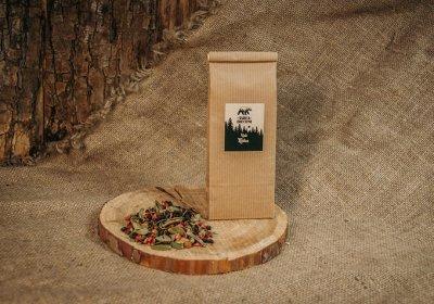 🌲ТайгаВнутри. Мед, сиропы - шиповник, чага, облепиха и пр. — Иван-чай листовой ферментированный — Чай