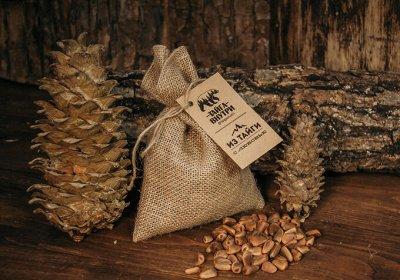 🌲ТайгаВнутри. Мед, сиропы - шиповник, чага, облепиха и пр. — Другие дары тайги — Орехи, сухофрукты и мед