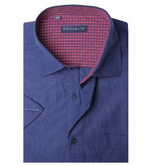 Отличная рубашка на размер 52 (41/170-176)