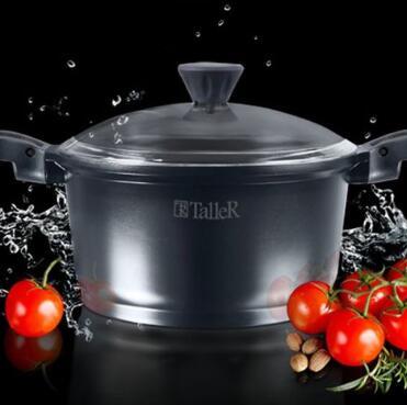 #Осенние новинки💥Набор сковородок AMERCOOK от 399 руб -5!  — НОВИНКА! Кастрюля со съемными ручками — Кастрюли