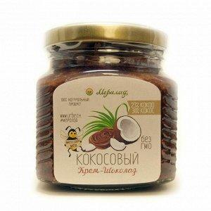 Крем-шоколад кокосовый