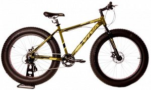 "VIVA FAT FORCE MTB 26""(B) FS 8SP 18"" RA-25-228 (зеленый - 2 этаж)"