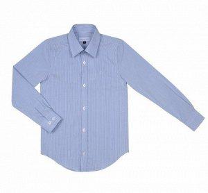 Рубашка классика в полоску