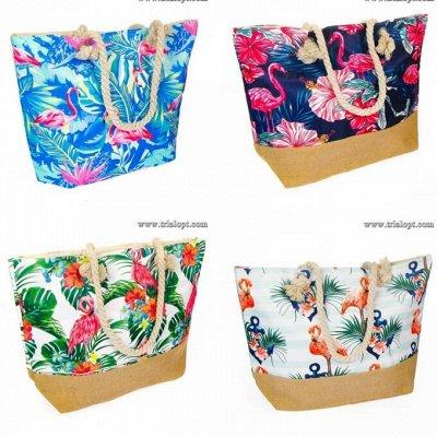 Del*Mare = Жаркое Лето — Пляжные сумки и Рюкзаки — Сумки, рюкзаки