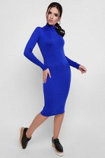Платье Avery PL-1676B электрик
