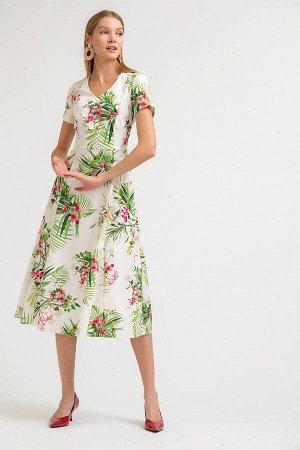 Летнее платье Emka Fashion