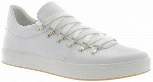Белые кроссовки на 42р