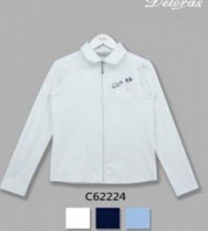Блузка Белая, р.158, Deloras, нов