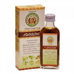 Тайский сироп от кашля на травах Herbal Cough Syrup Apache Brand
