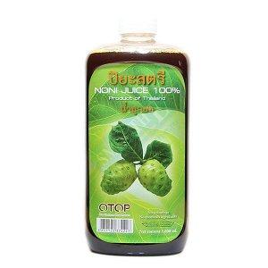 Натуральный 100% Сок Нони.(пластиковая бутылка)