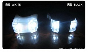Ходовые LED-огни, большие, 2шт