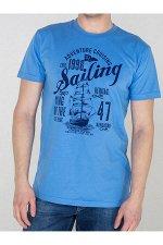 #58603 Футболка (F5 Jeans) blue