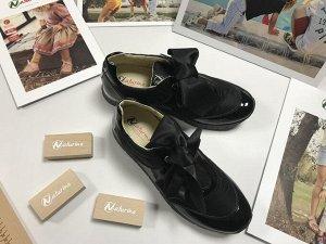 Гламурные кроссовки  Naturino Италия