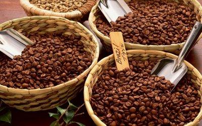 ☕Любимый кофе 100 % арабика. Больше грамм в каждой пачке☕ — 250 гр. 100 % Арабика. Зерно и и молотый — Кофе и кофейные напитки