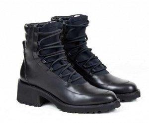 Итальянские ботинки Girgio Fabiani, р 36 ,скидка