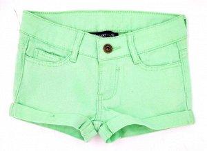 Шорты джинсовые для девочки.