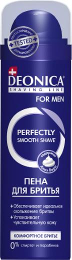 Пена д/бритья DEONICA FOR MEN 240мл Комфортное бритье