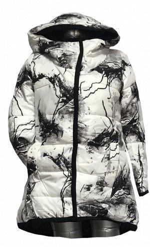 Теплая куртка на весну