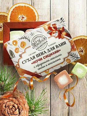 ЦА Крым Безсульфатные шампуни💖+эфирные масла! — Пена для ванн сухая — Для тела