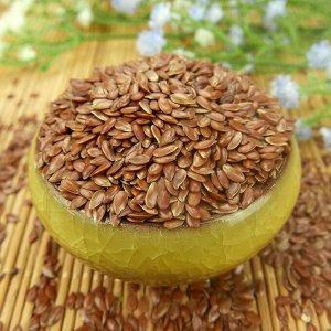 Семена льна коричневые, 1 кг