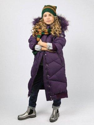 Пальто TM Borelli   Утеплитель: изософт, цвет: фиолет , искусственный мех  Параметры модели: для размера 7 лет (122см): длина по спинке - 78см, длина рукава от плеча - 45см, ширина плеч - 39см, обхват
