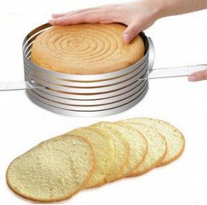 Кольцо для разрезания бисквита.