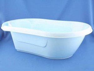 Ванна Ванна дет. 33,10л БАМБИНО ГОЛУБОЙ.Ванна детская 33,10л БАМБИНО ГОЛУБОЙ. Детская ванночка для купания – один из важнейших аксессуаров при уходе за ребенком. Требования, предъявляемые к удобству,