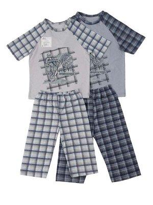 Детская пижама 116-122