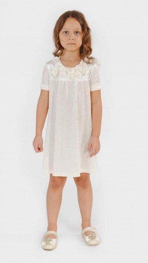 Платье Молочный