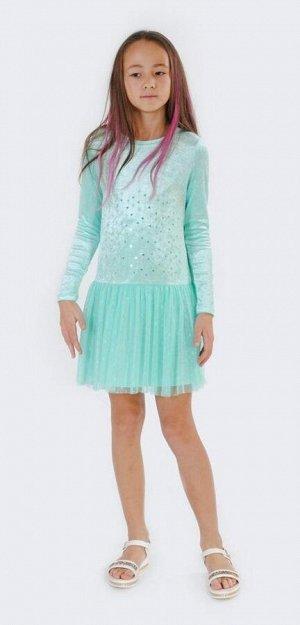 Платье св.зеленый