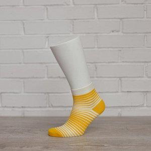 W1P1,желтый/кремовый носки