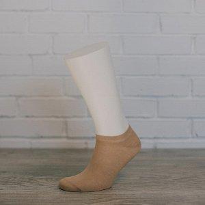 WY001, бежевые носки (светлые)