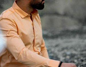 Мужская рубашка 50 размер