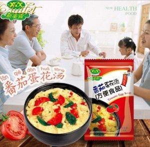 Суп томатный с яйцом, 1 уп.