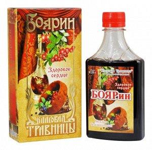 """Бальзам """"Боярин"""" 250 мл для здоровья сердца"""